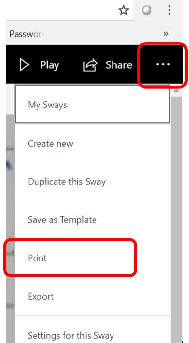 bcpsodl / Microsoft Sway